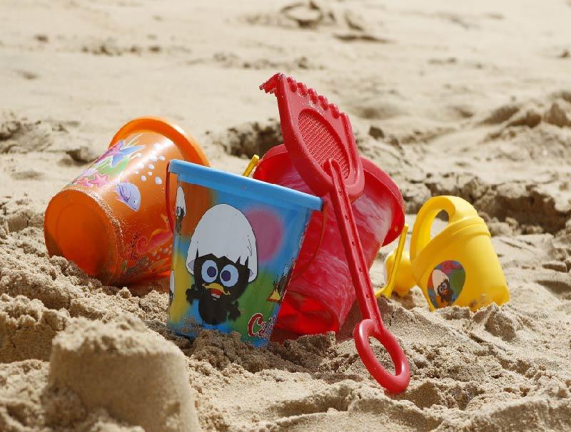 Top 5 de los juguetes sencillos que deben estar presentes en la infancia de tu bebé