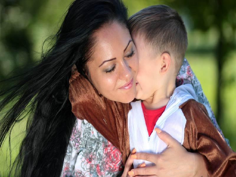 Pedir ayuda es de Mamás Valientes