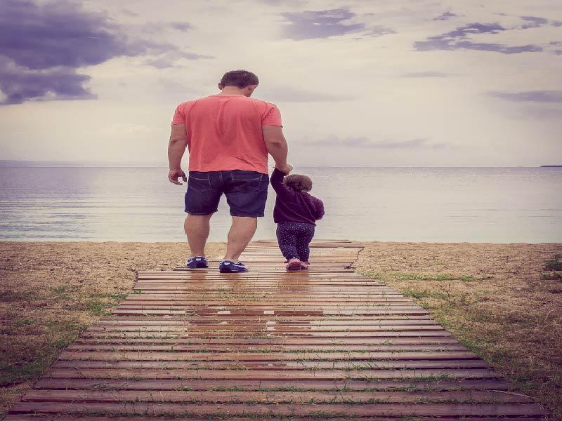 Frases que puedes decir cuando tu hijo experimenta miedo