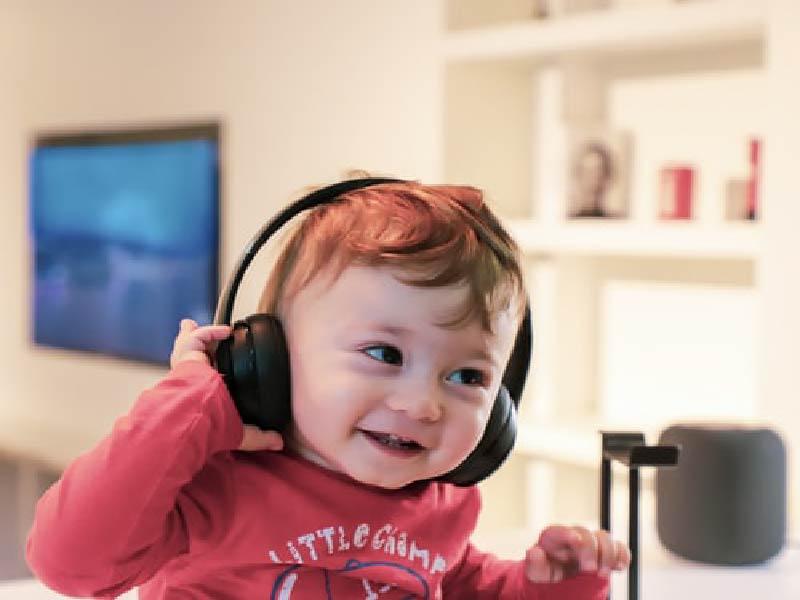 Los Bebés y la Música