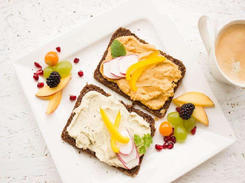 Snacks saludables para los pequeños de casa